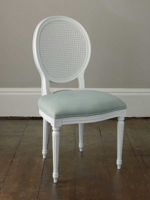 Louis Caned Back Chair (452)
