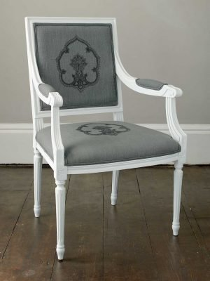 Haga Chair with Arms (463)