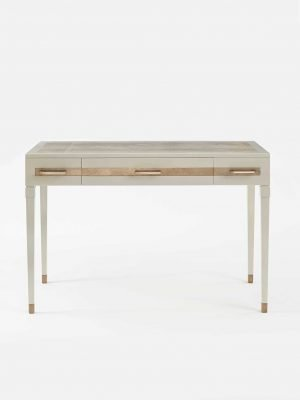 Contemporary Evo Table with Three Drawers (CE319)
