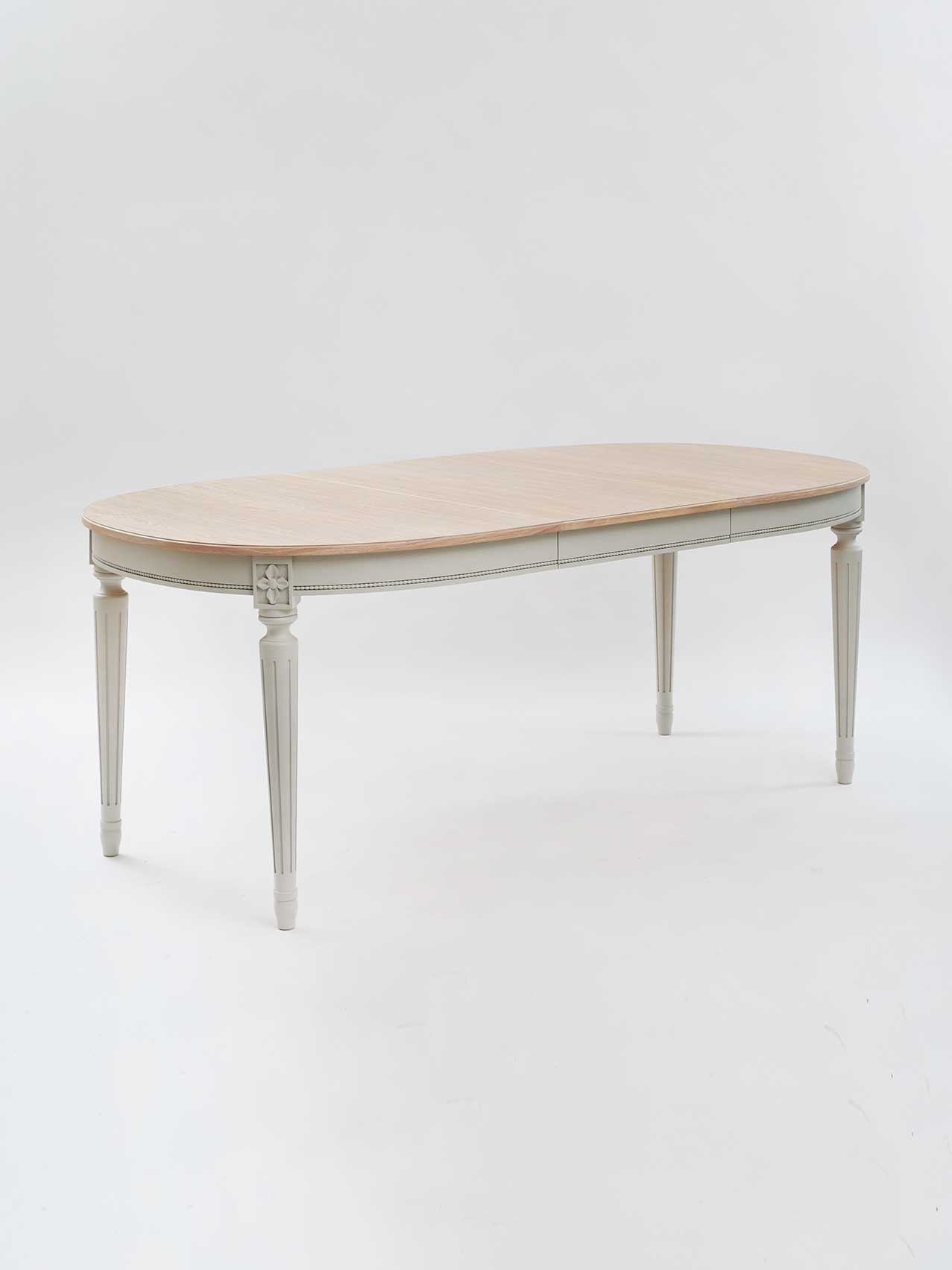 Gustavian Dining Table G403 Leporello