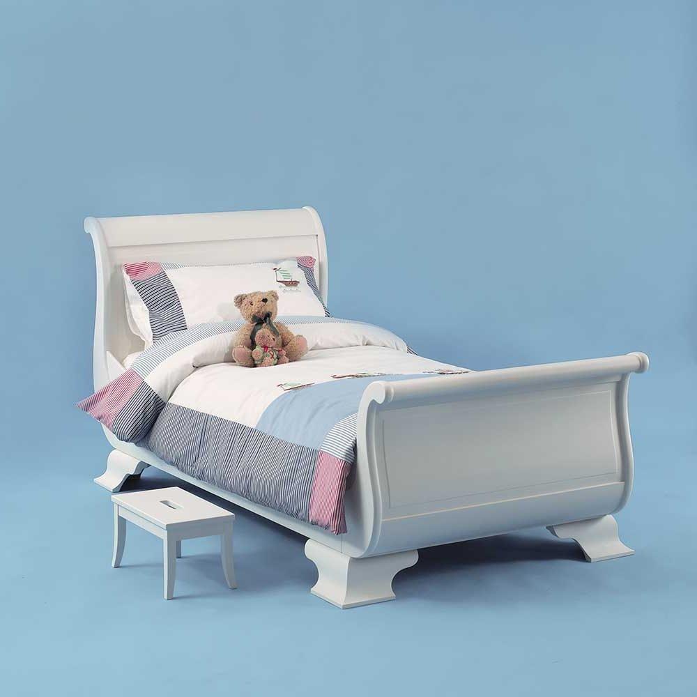 Bespoke Sleigh Bed