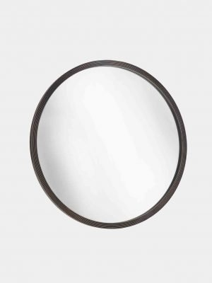 Contemporary Round Mirror (C331)