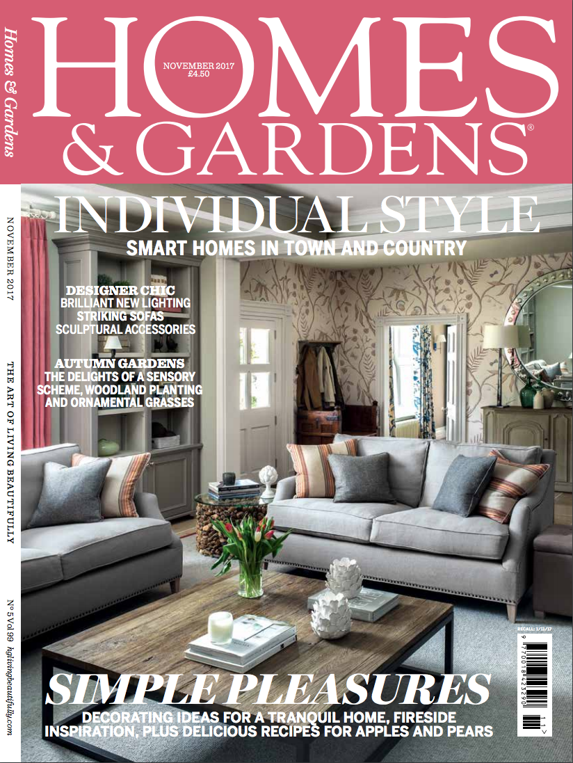 Home & Gardens Nov 2017 – Evo Collection