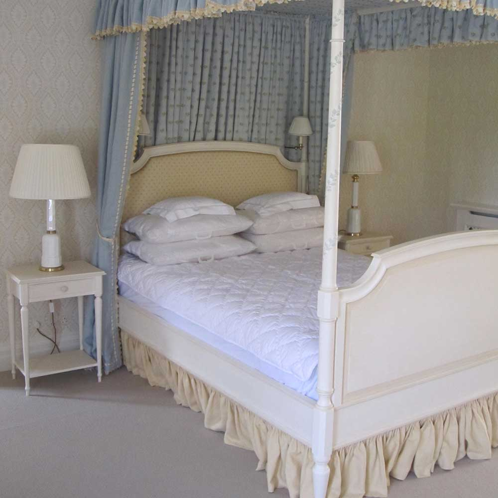 Bespoke Four Post Bed