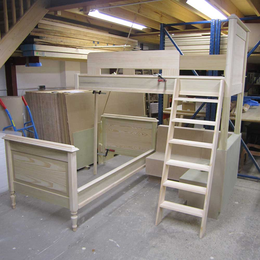 Bespoke Assembled Beds