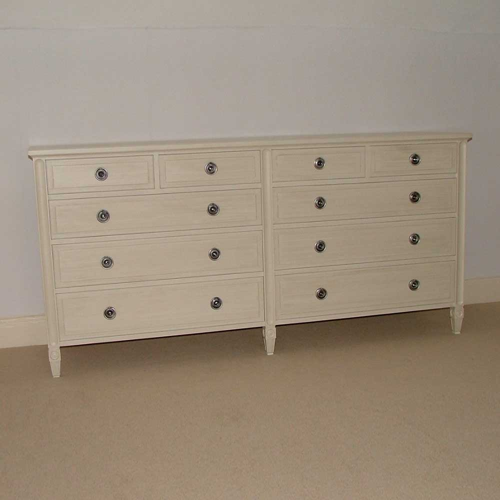 Bespoke 10 Drawer Chest