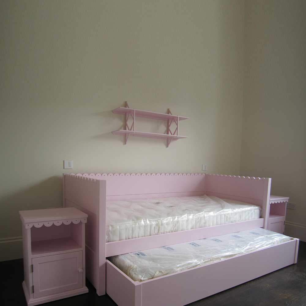 Bespoke Children's Day Bed & Bedsides